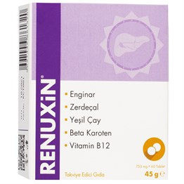 Renuxin Enginar Tablet 60 Adet